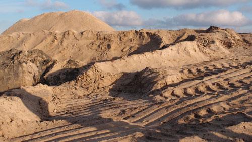 Żwirownia Sur Pol - kopalnia piasku i żwiru, własny wysyp i wysokiej jakości kruszywa